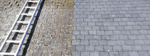 Roof Cleaning & Sealing in Kendal