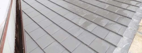 Slate Roofing in Kendal